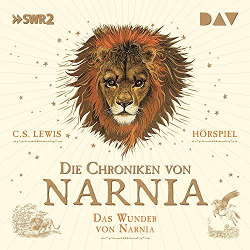 Das Wunder von Narnia cover art