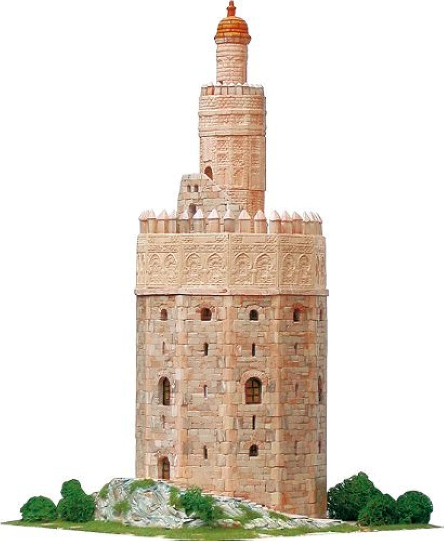 precios bajos oro Tower Model Kit Kit Kit by Aedes-Ars  cómodamente