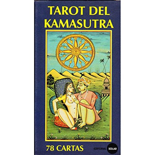 KAMASUTRA LIBRO MANUAL TAROT 78 CARTAS
