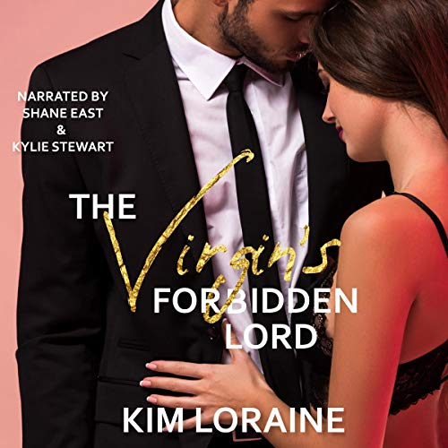 The Virgin's Forbidden Lord audiobook cover art
