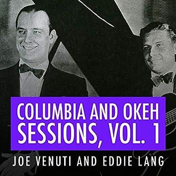 Joe Venuti and Eddie Lang Columbia and Okeh Sessions, Vol. 1