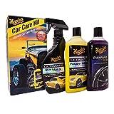 Meguiar's CCKITEU Car Care Kit - Kit imprescindibles (G17716EU/G17516EU/G7516EU)