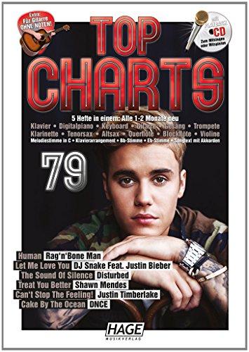 Top Charts 79+ CD à partir de 23.11.16Disponible: Justin Bieber, Disturbed, Justin Timberlake, SHAWN Mendes