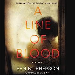 A Line of Blood Titelbild