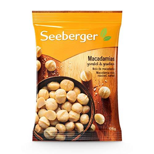 Seeberger Noix de Macadamia Grillées Salées 1 Unité