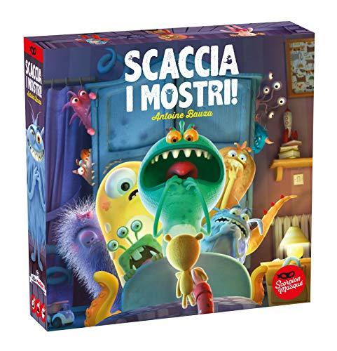 Ghenos Games - Scaccia i Mostri