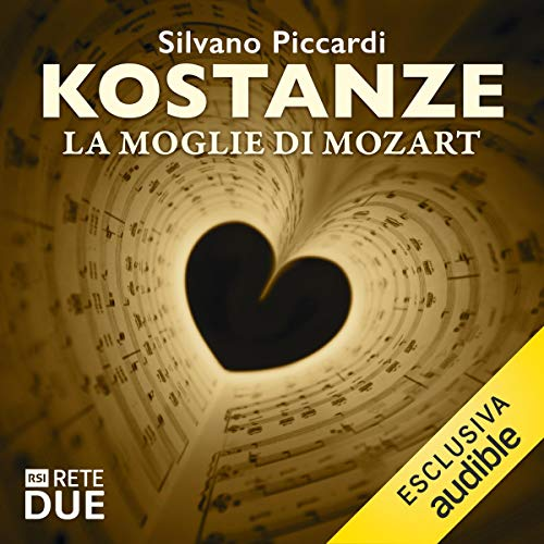 Konstanze - la moglie di Mozart audiobook cover art