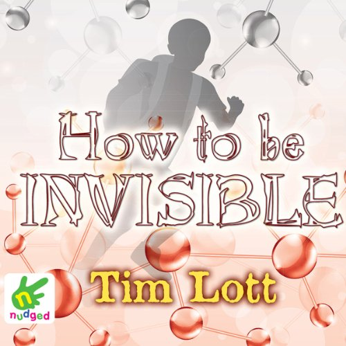 How to Be Invisible audiobook cover art