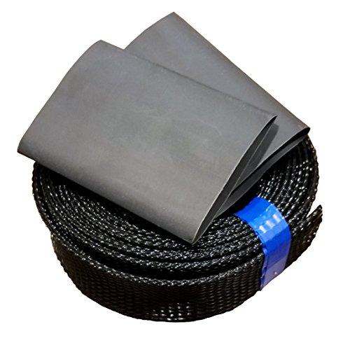 Dakota Tool Hose Sleeve Kit, compatible with Suction Hose 27-36mm x 3.5m Festool Model 500677