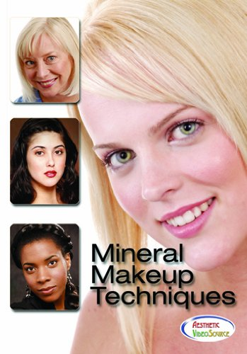 Maquillaje Mineral  marca Aesthetic VideoSource