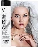 Celeb Viral Extreme Silver 244 ml Colorwash