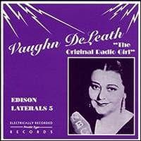 Original Radio Girl (Edison Laterals 5) by VAUGHN DELEATH