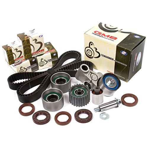 Evergreen TBK328 Compatible With 02-05 Subaru Impreza WRX Turbo 2.0 DOHC EJ20 Timing Belt Kit