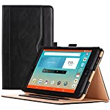 ProCase Sprint LG G Pad F2 8.0 Case / T-Mobile LG G Pad X2 8.0 PLUS Case - Standing Cover Folio Case for LG GPad F2 Sprint Model LK460 / LG G Pad X2 8.0 PLUS V530 8' Tablet 2017 -Black