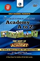 Academy A to Z: The Best of The Golf Channel Academy 2 DVD Set