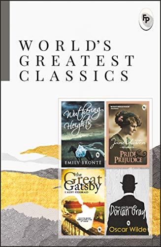 World's Greatest Classics (Box Set of 4 Books)