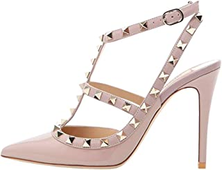 JUNE IN LOVE Womens Strappy Heels