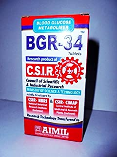 Best bgr 34 blood glucose metaboliser Reviews
