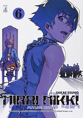 Mirai Nikki. Future diary: 6