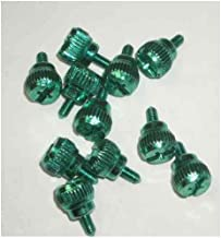Lian Li Thumb Screws -- Green (Sets of 4)