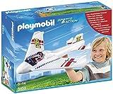Playmobil Aire Libre - Turbo Planeador, Juguete Educativo, 40 x 10 x 30cm, (5453)