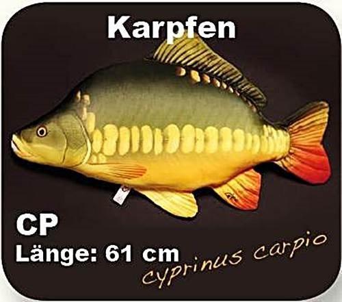 Gaby Plüschtier Karpfen 61cm by Gaby