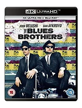 The Blues Brothers – 4K Ultra HD [Blu-ray] [2020] [Region Free]