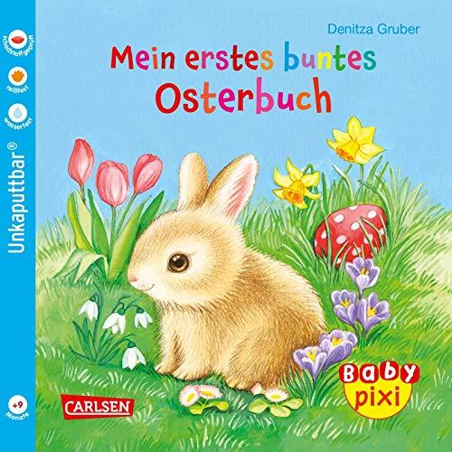 Baby Pixi 63: VE 5 Mein erstes buntes Osterbuch (5 Exemplare) (63): Ein Baby-Buch ab 9 Monaten (Baby Pixi (unkaputtbar), Band 63)