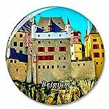 Bélgica Mini Europe Park Imán de Nevera, imánes Decorativo, abridor de Botellas, Ciudad turística, Viaje, colección de Recuerdos, Regalo, Pegatina Fuerte para Nevera