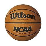 Wilson WTB0751XBDEF NCAA Indoor Outdoor Composite Basketball-Intermediate 28.5