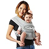 Baby K'tan Original Baby Wrap Carrier, Infant and Child Sling - Simple Wrap Holder for Babywearing,...
