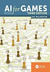 AI for Games, 3rd Edition from CRC Press