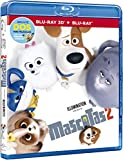 Mascotas 2 (BD 3D + BD) [Blu-ray]