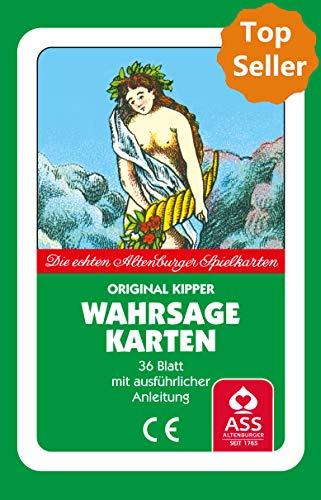 Original Kipper Wahrsagekarten. 36 Blatt mit ausführlicher Anleitung