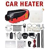 Yunt Air Diesel Heater, Fourgonnettes de Chauffage de véhicule 12V 5KW, Camions, Véhicules de Loisirs, Remorque de Camping-Car, Bateaux, Moniteur LCD