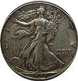 1944 P Walking Liberty Half Dollar 50c Very Fine