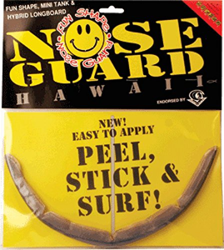 Surfco Funboard Nose Guard Kit -Clear by Surfco