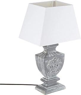 Lampe haute sur Pied Shabby Chic
