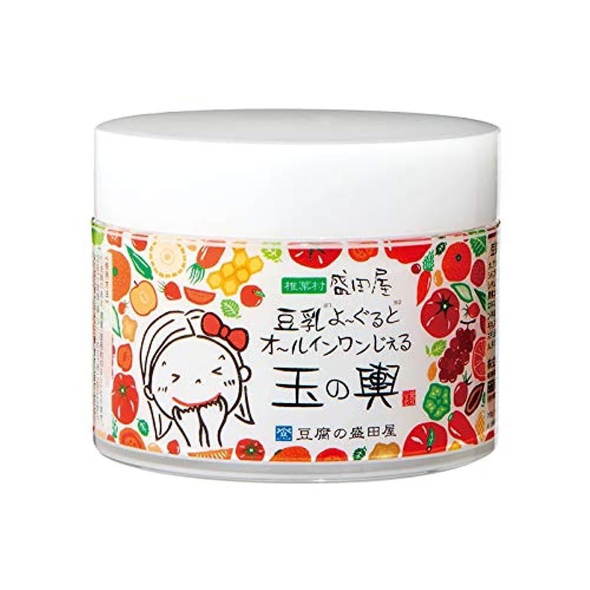 コンテンポラリー因子八豆腐の盛田屋 豆乳よーぐるとオールインワンじぇる玉の輿 80g
