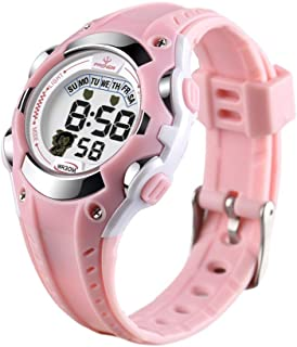 Kids Watch Children Waterproof Watch - Sport Watch Outdoor,Kids Digital Watch with Chronograph, Alarm,Child Wrist Watch for Boys, Girls