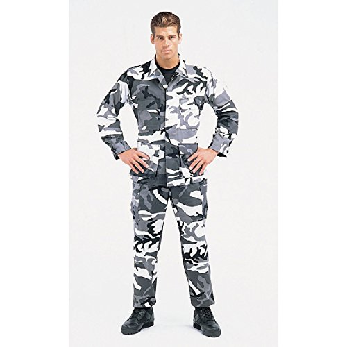 Rothco BDU Uniform Set - City Camo …