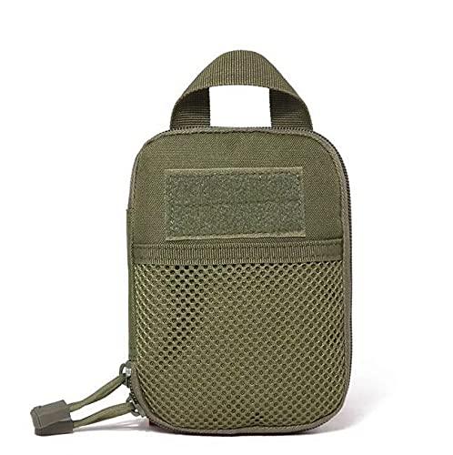Bolsa de herramientas para cinturón al aire libre con chaleco de pecho para teléfono celular para deportes, senderismo, camping, viajes, ejercicio