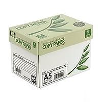 サンワダイレクト コピー用紙 A5 500枚×10冊 5000枚 高白色 300-CP1A5