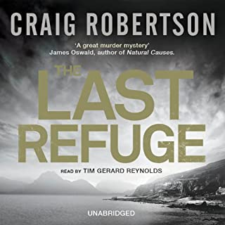 The Last Refuge audiobook cover art
