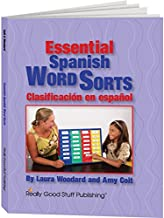 Really Good Stuff Essential Spanish Word Sorts Book