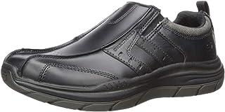 حذاء رجالي بدون كعب من الجلد ماركة Skechers (EXPECTED 2.0-WILDON )