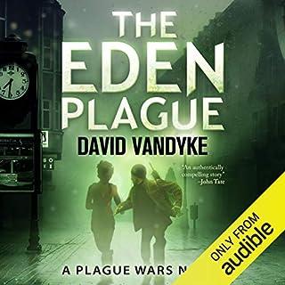 The Eden Plague audiobook cover art