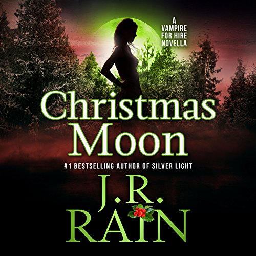 Christmas Moon audiobook cover art