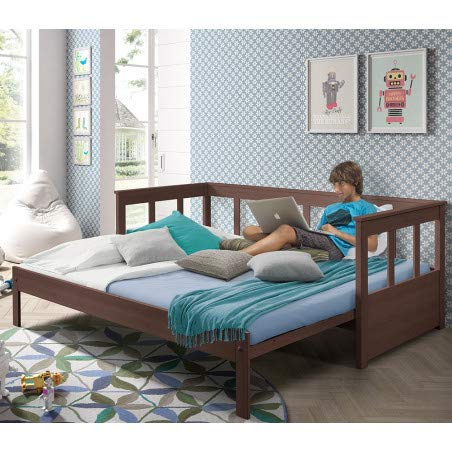 Soldes Alfred & Compagnie – Cama nido 90x 200extensible