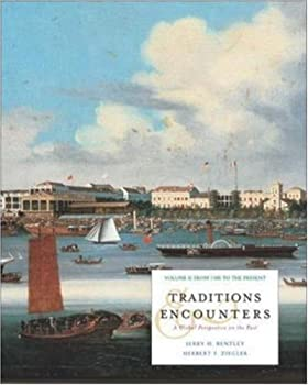 Paperback Traditions and Encounters with PowerWeb Book